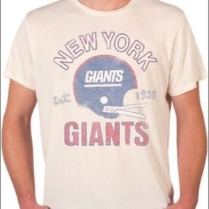 Mena Junk Food New York Giants est 1925 tee